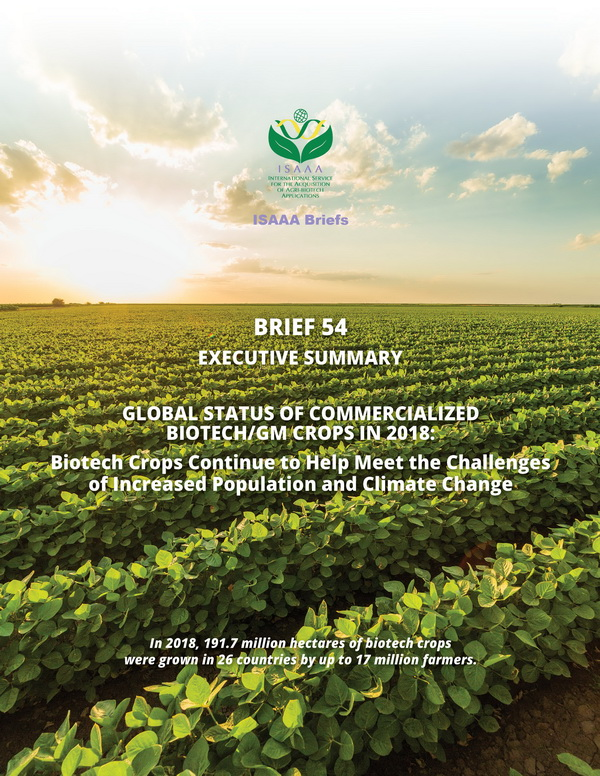 International Service for the Acquisition of Agri-biotech